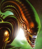 alien-aliens-ciencia ficcion-aerografia-ilustracion-carlos diez