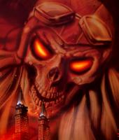 baron rojo-aerografia-heavy-metal-carlosdiez