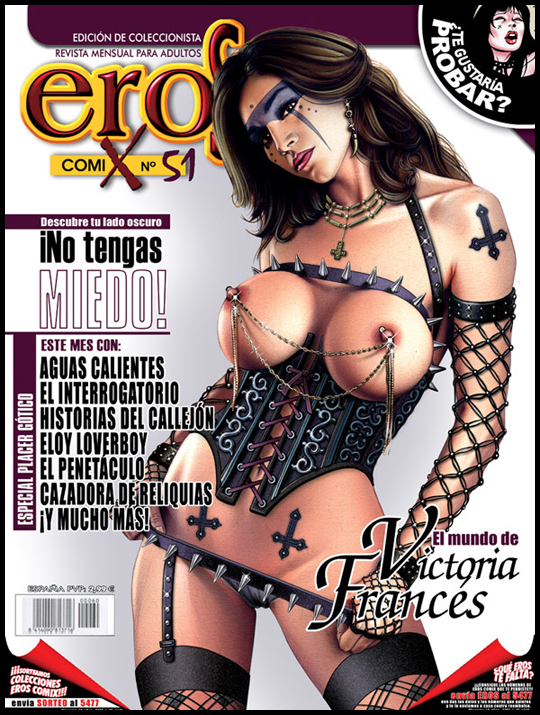Diana Casado, modelo sexy de ilustracion y aerografia erotica pin up por Carlos Diez. Estudio C10. Madrid.