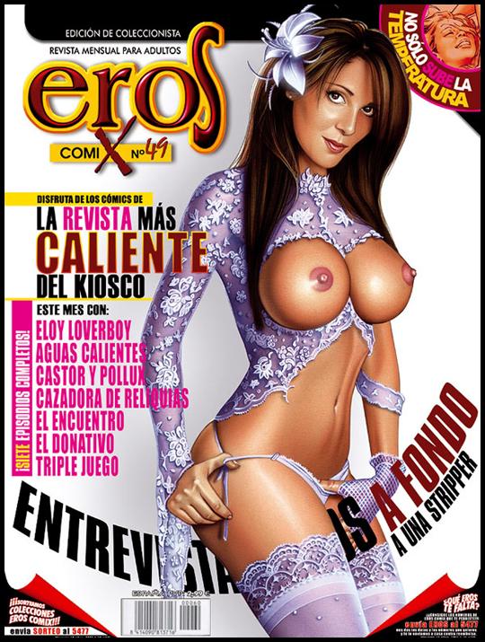 El angel azul: Edurne. Modelo sexy de ilustracion y aerografia erotica pin up por Carlos Diez. Estudio C10. Madrid.