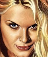 Cruz Morales-exoticas-eroticas-pin-up-ilustracion-aerografia