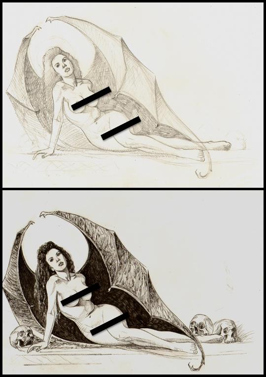 Monika-11-ilustracion-aerografia-aerografo-carlos-diez
