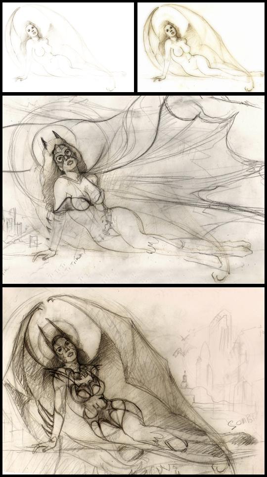 Monika-ilustracion-aerografia-aerografo-carlos-diez