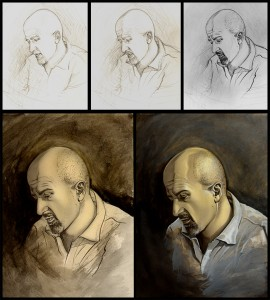 Emilio-540-ilustracion-aerografia-carlos diez-expocomic-academia-c10-cursos
