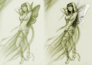 Sandra Galera-3-hada-ilustracion-aerografia-carlos-diez