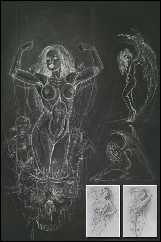 Gloria  M. Kennedy-Carlos Diez-ilustracion-666