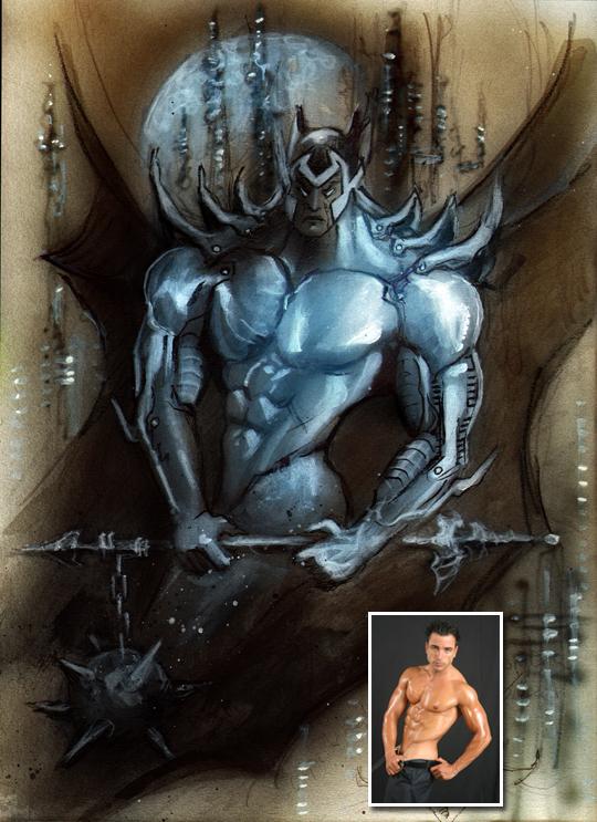 Carlos Diez-dibujantes-aerografia-ilustracion-academia--C10-bocetos-4