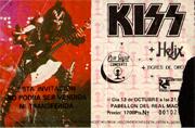 Dibujo a lapiz de Carlos Diez para Gene Simmons, el bajista de Kiss rock band.