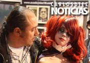 Harley Queen, Lara Croft, Catwoman y muchas más en mi Stand En Expocomic.