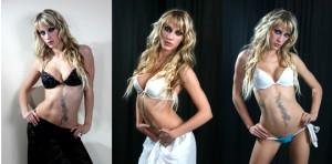 Shamara Yolanda Fotografias desnudo erotico refinado modelo pin up fotografo carlos diez