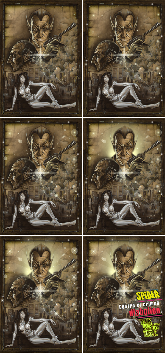 carlos-diez-ilustracion-boceto-spider-super-heroes-dibujo-fantasia-marvel-comic