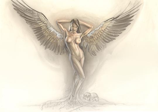 aerografia-aerografo-ilustracion-carlos diez-dibujante-madrid