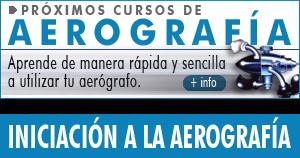 Microcurso de iniciacion a la aerografia