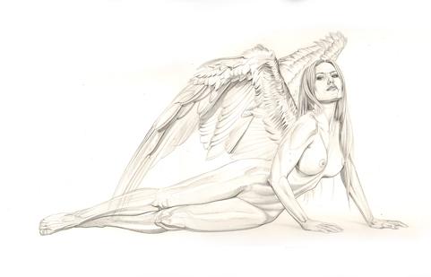 1-Eva Fernandez-Carlos Diez-ilustracion-aerografia-dibujo-aerografo-tecnicas-mixtas-moda-pin up-comic-cursos