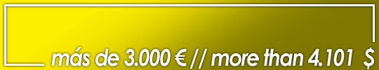 obras valoradas en más de 3.000 euros