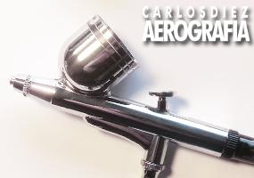 Regalos de Reyes: aprende aerografía con nuestro Microcurso