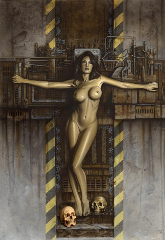 Ilustracion-aerografia-carlos-diez-moda-fantasia-ciber-rpunkciencia-ficcion-acrolicos-aerografo-