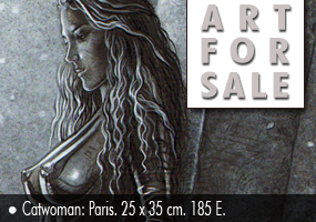 Catwoman 2: Paris.