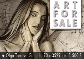 Olga Torres: Gynoids