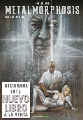 Metalmorphosis. Nuevo libro en diciembre a la venta.