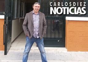 Carlos Díez imparte clase magistral en el I.N.S. Gregorio Marañón