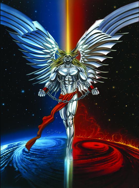 Aerografia_carlos diez_ilustracion_tatuaje_tributo_heavy metal_disco_moda_easy rider_angel_demonio_dibujo
