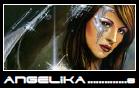 Angelika-Carlos Diez-aerografia-ilustracion-pin up-moda fantasia-dibujo