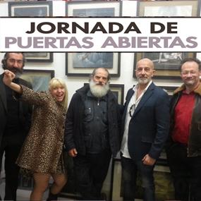 Carlos Díez estudio: jornada de puertas abiertas.