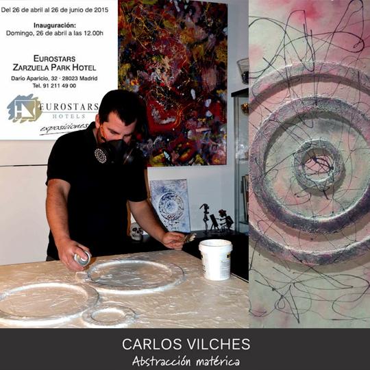 Carlos-Diez_exposicion_carlos vilches_dibujos_ilustracion_aerografia