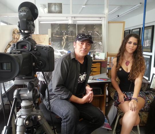 carlos diez_entrevista_academia c10_aerografia_artista_madrid estudio3