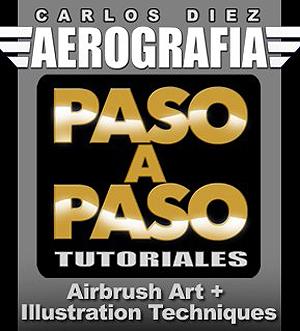 Tutoriales de Aerografía Online