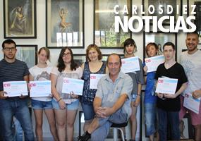 Cursos intensivos de verano: Alumnos que han pasado por Academia C10