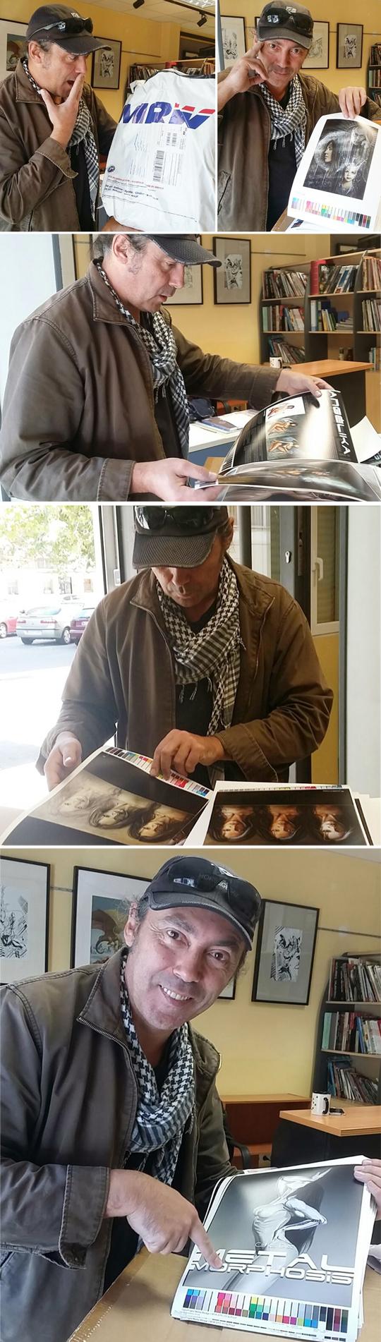 metalmorphosis_ilustracion_carlos diez_libro de ilustracion_aerografia