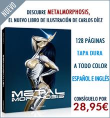 Carlos-Diez_Metalmorphosis_Libro_Book_Ilustraciones_Aerografía_Tecnicas