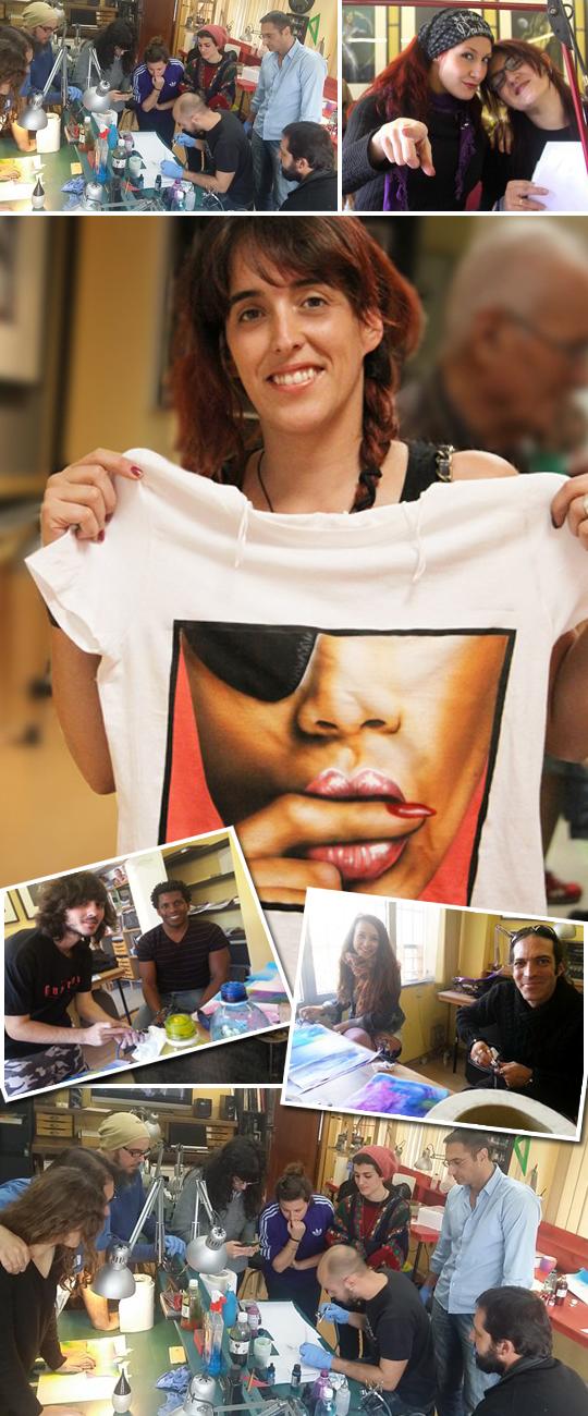 erografia-pintura-camisetas-aerogrago-alumnos-cursos-academia-c10-carlos-diez-dibujo-comic-ilustracion